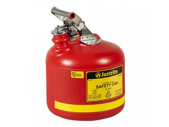 Type I Polyethylene Safety Cans