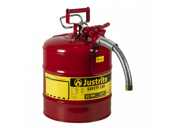 Type II AccuFlow™ Steel Safety Cans