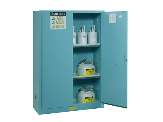 Safety Cabinets for Corrosives in Labs