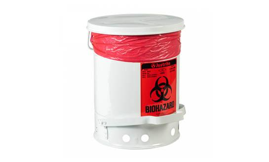 COVID-19 Hazardous Waste Containers