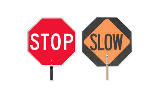 COVID-19 Traffic Control Products and Signs