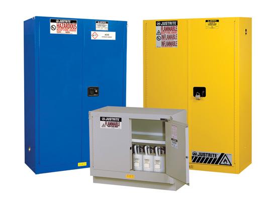 Custom Safety Cabinets