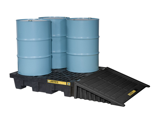 Structured Spill Containment Systems